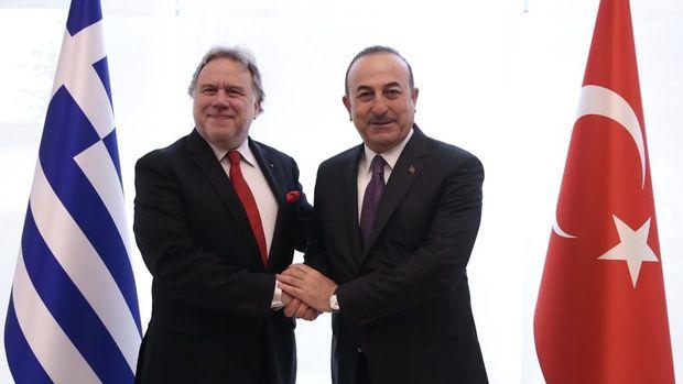 Yunanistan Dışişleri Bakanı: D. Akdeniz'de Türkiye'nin de hakları var