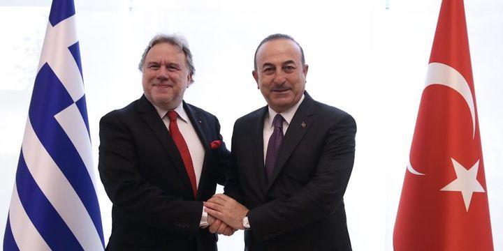 Yunanistan Dışişleri Bakanı: D. Akdeniz