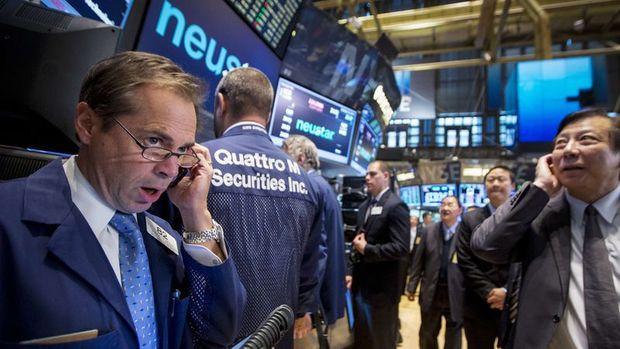 """Küresel Piyasalar: Dolar """"Fed"""" sonrası yükseldi, hisseler düştü"""