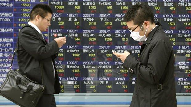 Asya hisse senetleri satış ağırlıklı seyretti