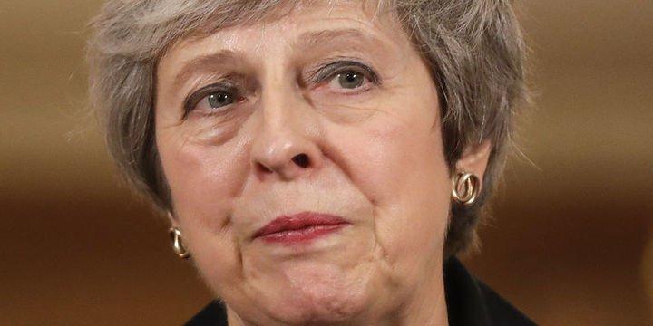 İngiltere basını Theresa May