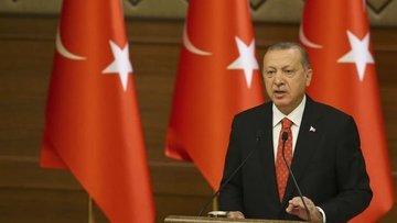 Erdoğan: Trump'ın Golan açıklaması bölgeyi kriz eşiğine ...