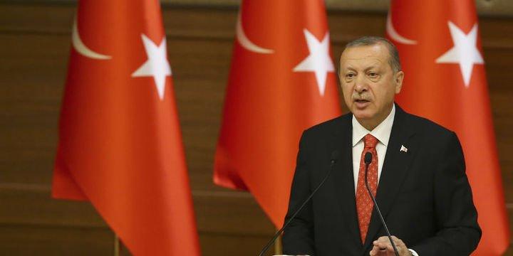 Erdoğan: Trump'ın Golan açıklaması bölgeyi kriz eşiğine getirdi