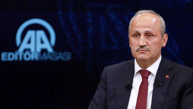 Turhan: İstanbul Havalimanı'na taşınma 5 Nisan 03.00'te başlayacak