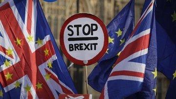 Brexit'in durdurulması için 2.5 milyon imza toplandı