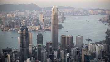Hong Kong 79.5 milyar dolara yapay ada inşa edecek