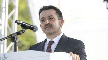 Bakan Pakdemirli: Türkiye tarımsal hasılada Avrupa'da bir...