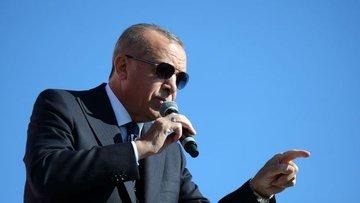 Erdoğan: Dövizle ilgili provokatif eylemler içine girenle...