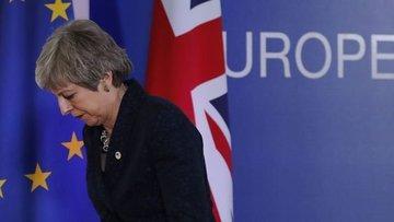 May, Brexit anlaşmasının onaylanırsa istifaya hazır olduğ...