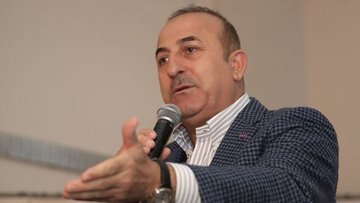 Çavuşoğlu'ndan 'pasaportsuz seyahat' açıklaması