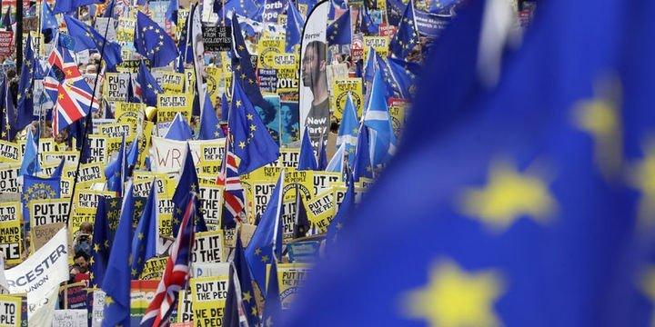 AB, anlaşmasız Brexit