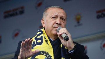 Erdoğan: Nike Ağrı'da fabrika kuruyor ve 5 bin kişiye ist...