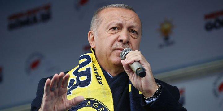 Erdoğan: Nike Ağrı