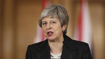May: Brexit anlaşmasını parlamentoya tekrar sunmak için g...