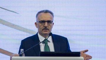 Naci Ağbal: Türkiye ekonomisi daha da büyüyecektir