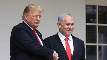 Trump'ın Golan Tepeleri kararına tepki yağıyor