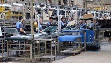Türkiye'de en yüksek istihdam oranı yüzde 55,3 ile Tekird...