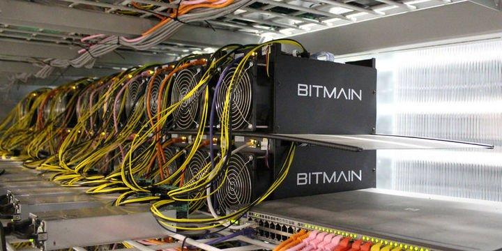Kripto madencilik devi Bitmain