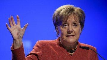 Merkel:Ekonomik ağırlıkların değiştiği dünyada dinamik ge...