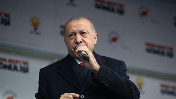 Erdoğan: Küçükbaş hayvancılık için destek programını haya...