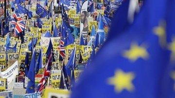 Brexit'in iptali 1 Nisan'da Avam Kamarası'nda görüşülecek