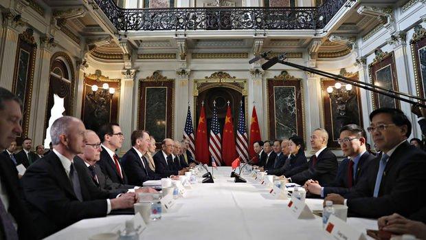 ABD-Çin ticaret görüşmelerinin yeni turu bu hafta başlıyor