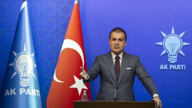 AK Parti/Çelik: YSK sürecine herkes saygı duymalıdır