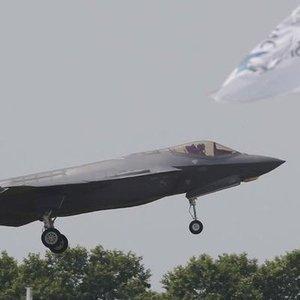 PENTAGON: F-35 MATERYALLERİNİN TÜRKİYE'YE SEVKİYATI ASKIYA ALINDI