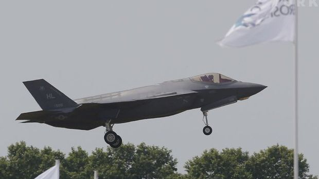 Pentagon: F-35 materyallerinin Türkiye'ye sevkiyatı askıya alındı