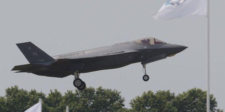 Pentagon: F-35 materyallerinin Türkiye