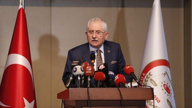 YSK Başkanı: İtiraz olmayan yerlerde mazbatalar verilecek