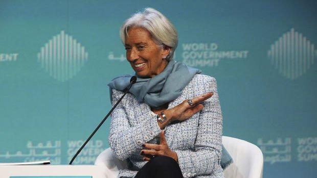 IMF/Lagarde: IMF, Fed'in bağımsızlığına ve veri odaklılığına saygı duyuyor