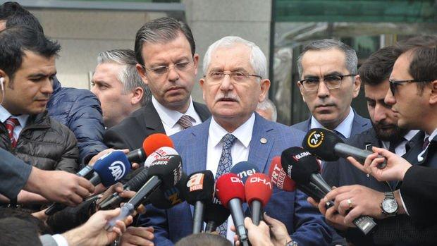 YSK Başkanı Güven: Süreç devam ediyor
