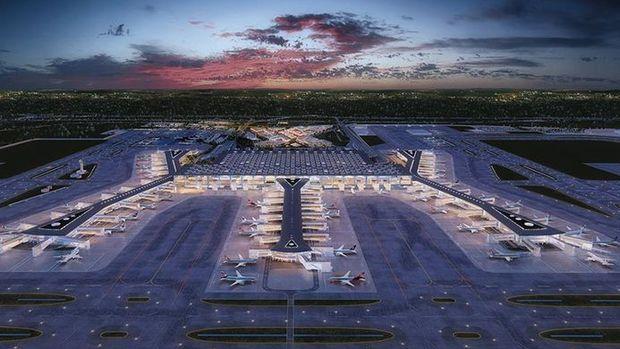 İstanbul Havalimanı'na taşınmanın yüzde 25'i tamamlandı