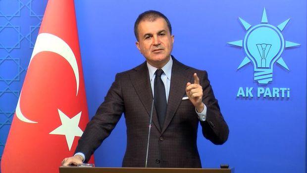 AK Parti Sözcüsü Çelik: Kararı YSK verecektir
