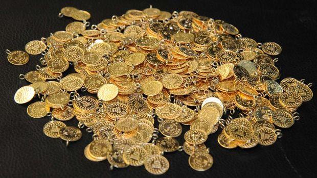 Kapalıçarşı'da altın fiyatları (05.04.2019)