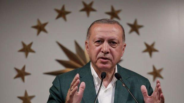 Erdoğan: S-400'le ilgili süreci bitirdik