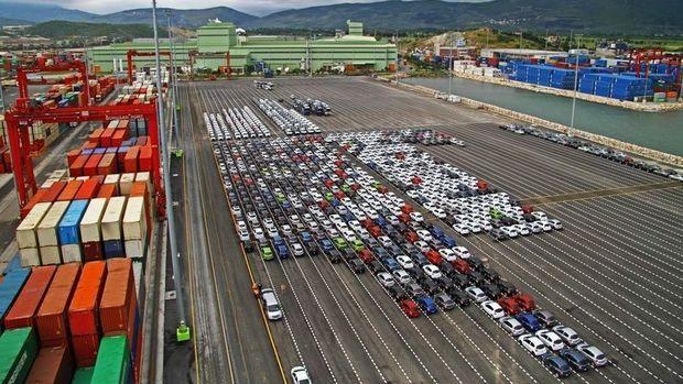 Otomotiv ihracatı Mart'ta 2,9 milyar dolar oldu