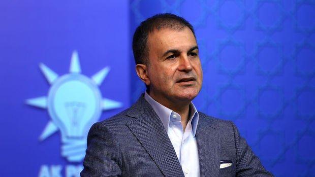 AK Parti Sözcüsü Çelik: Sürece saygı gösterilmeli