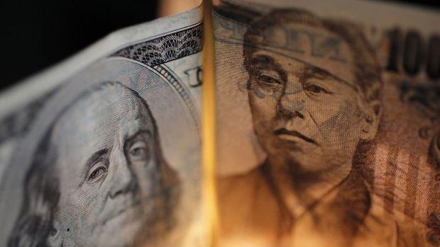 """Yen """"ticaret"""" endişelerinin sürmesiyle dolar karşısında yükseldi"""
