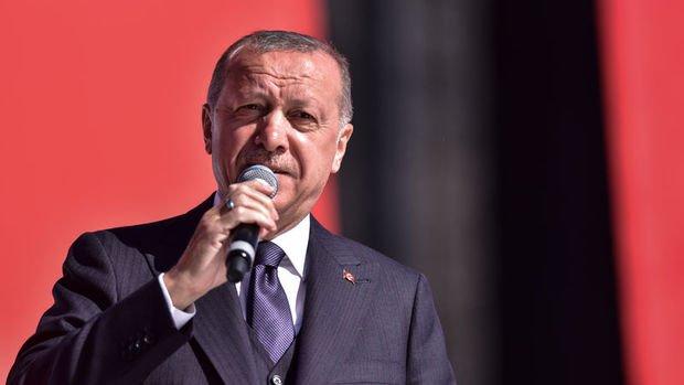 Erdoğan: 13-14 bin oy farkla kimsenin kazandım deme hakkı yoktur