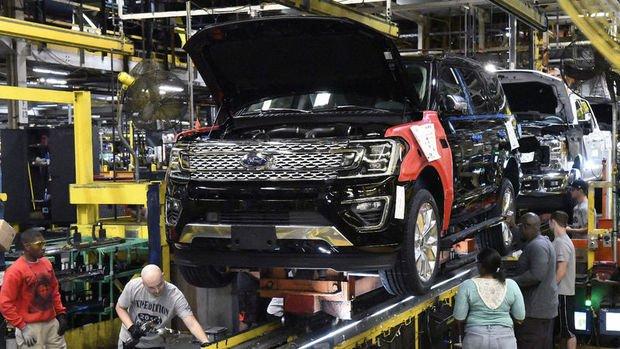ABD'de fabrika siparişleri Şubat'ta %0.5 düştü