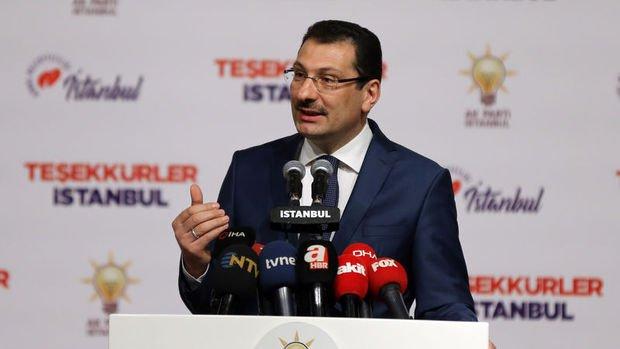 AK Parti/Yavuz: Demokrasi üstünde şaibe oluşmasın derdindeyiz