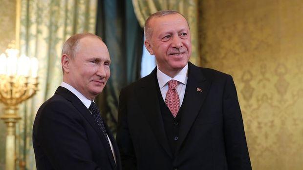 Erdoğan: Biz S-400 konusunda yol haritamızı zaten belirlemişiz