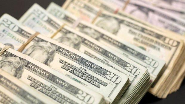 Dolar emtia bağlantılı paralardaki yükselişle geriledi