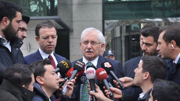 YSK Başkanı Güven: Yargısal süreç devam ediyor