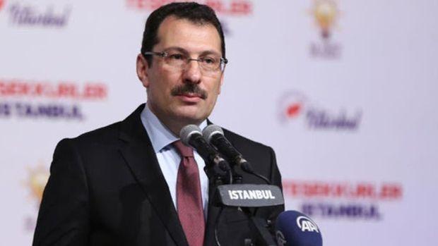 AK Parti/ Yavuz: İstanbul'da seçimin yenilenmesini istiyoruz