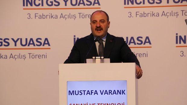 Bakan Varank: Tek gündemimiz ekonomimizi güçlendirmek