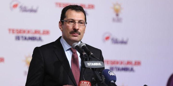 AK Parti/Yavuz: Olağanüstü itiraz hazırlıklarımızı tamamladık