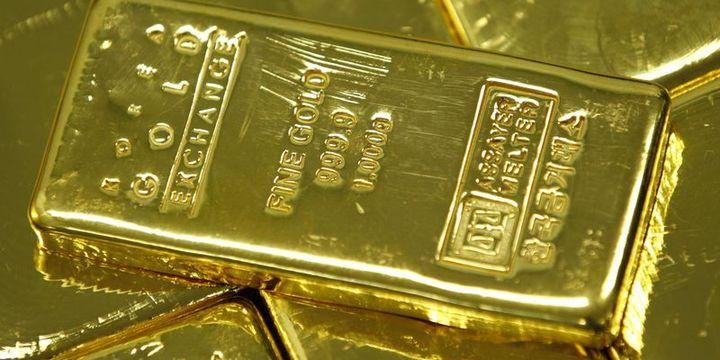 Altın bir haftanın en düşük seviyesi yakınında